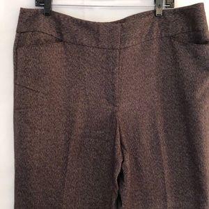 LOFT Curvy Trousers